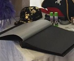 Guest Books & Photo Strips